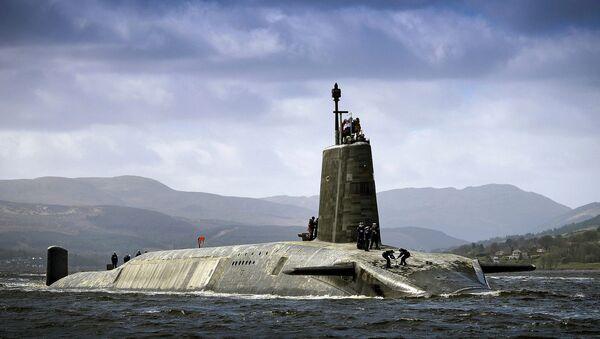 Ponorka HMS Vigilant - Sputnik Česká republika