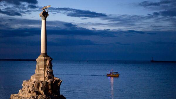 Sevastopol - Pomník potopeným lodím - Sputnik Česká republika