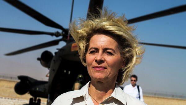 Ursula von der Leyenová - Sputnik Česká republika