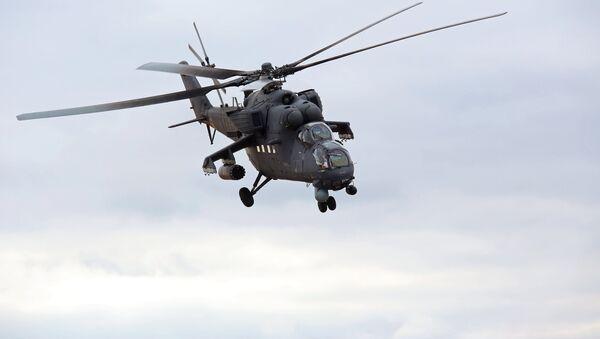 Mi-35 - Sputnik Česká republika