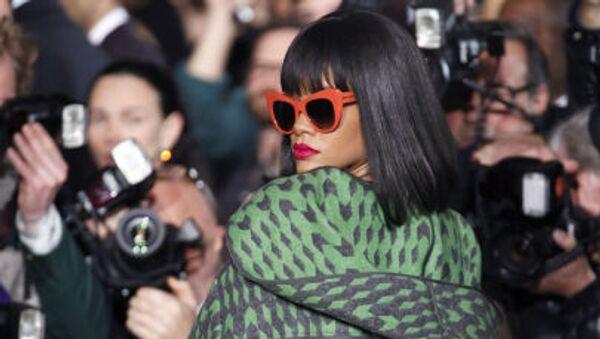 Barbadoská zpěvačka Rihanna - Sputnik Česká republika
