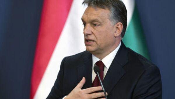 Viktor Orbán - Sputnik Česká republika
