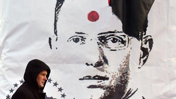 Portrét Arsenije Jaceňuka - Sputnik Česká republika