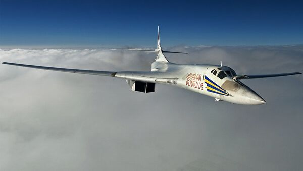 Tu-160 - Sputnik Česká republika