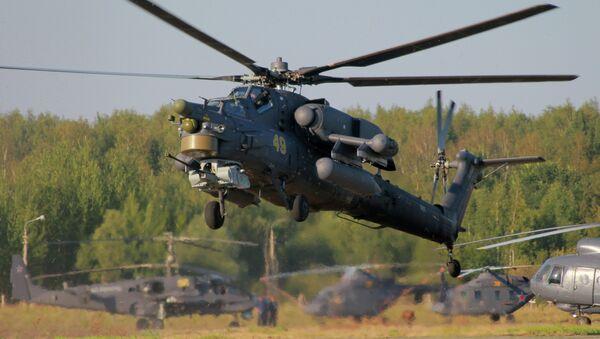 Mi-28 - Sputnik Česká republika