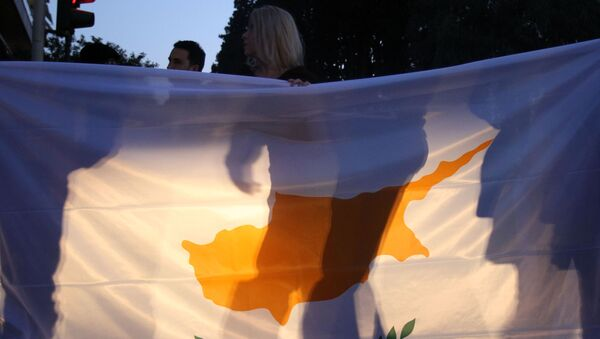 Vlajka Kypru - Sputnik Česká republika