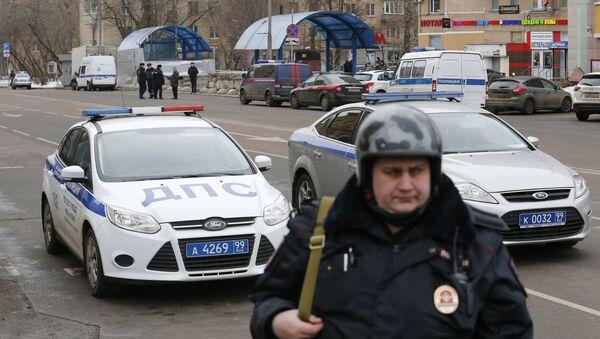 Ruský policista - Sputnik Česká republika