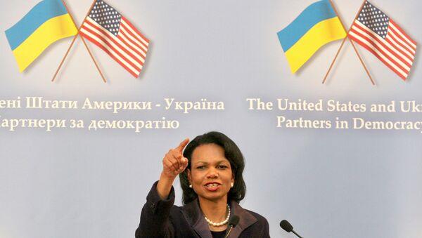Condoleezza Riceová - Sputnik Česká republika