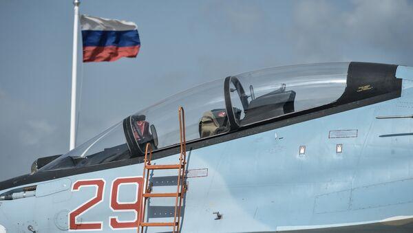 Základna Hmeimim, Su-30 - Sputnik Česká republika