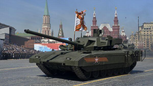 Schützenpanzer T-14 Armata - Sputnik Česká republika