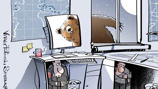 Když vypukne kyberválka - Sputnik Česká republika