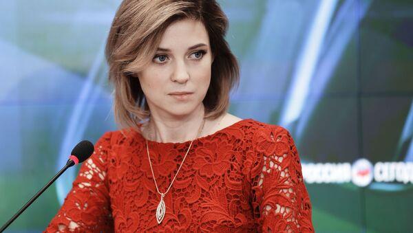 Krymská prokurátorka Natalja Poklonskaja - Sputnik Česká republika