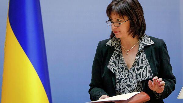 Natalja Jaresková - Sputnik Česká republika