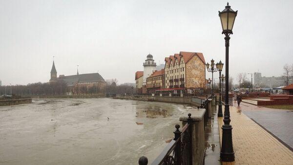 Kaliningrad - Sputnik Česká republika