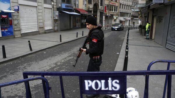 Istanbul - Sputnik Česká republika