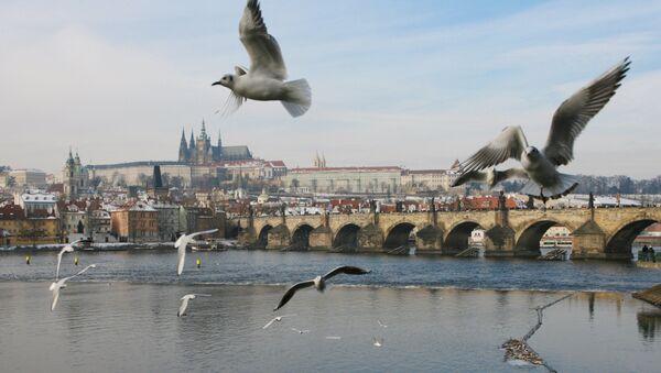 Karlův most - Sputnik Česká republika
