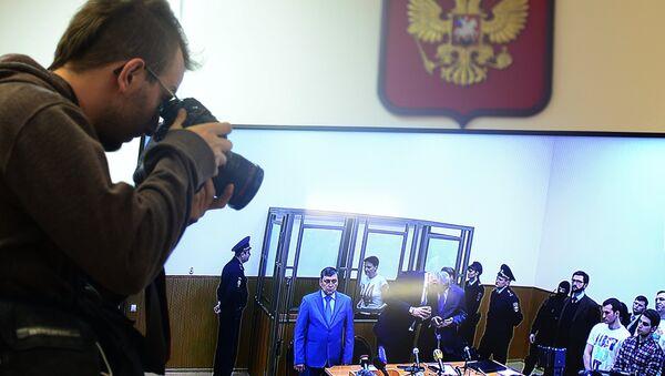 Zasedání soudu - Sputnik Česká republika