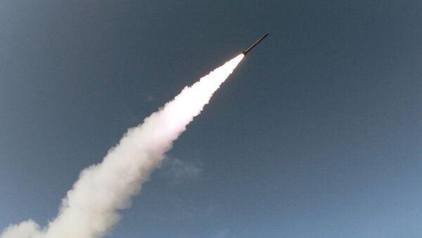 Odpálení rakety, KLDR - Sputnik Česká republika