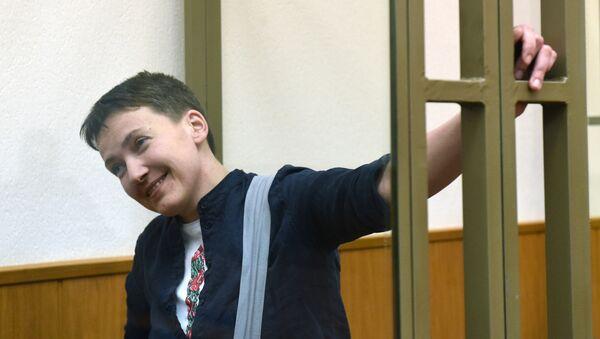 Finální rozsudek. Emoce Savčenkové - Sputnik Česká republika