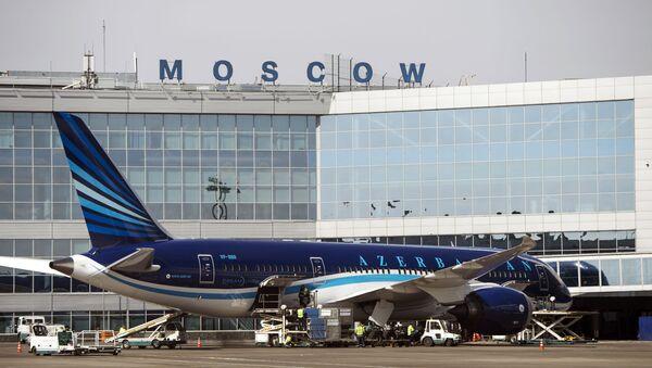 Moskevské letiště Domodědovo - Sputnik Česká republika
