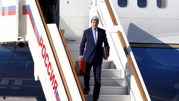 John Kerry v Moskvě - Sputnik Česká republika