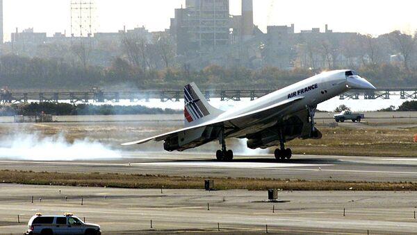 Concorde - Sputnik Česká republika