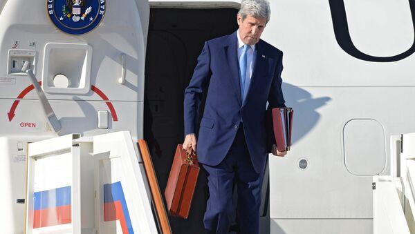 John Kerry - Sputnik Česká republika