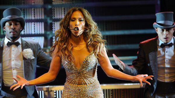 Jennifer Lopez - Sputnik Česká republika