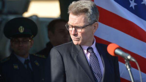 Velvyslanec USA v Kyjevě Geoffrey Pyatt - Sputnik Česká republika