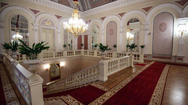 Divadlo. Ilustrační foto - Sputnik Česká republika