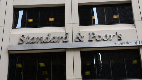 Standard & Poor's - Sputnik Česká republika