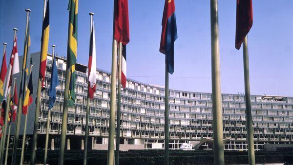 Budova UNESCO v Paříži - Sputnik Česká republika