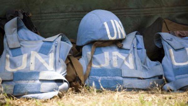 Mírové síly OSN - Sputnik Česká republika