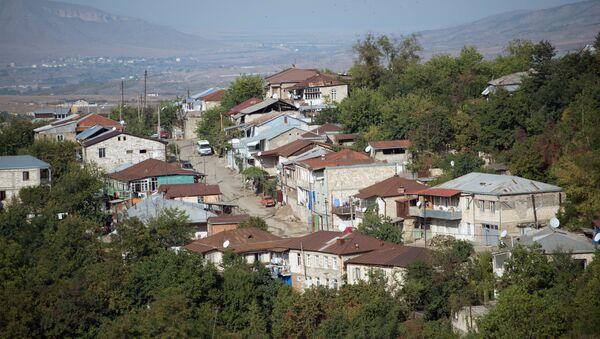 Město Stěpanakert neuznané Náhorně-karabašské republiky - Sputnik Česká republika
