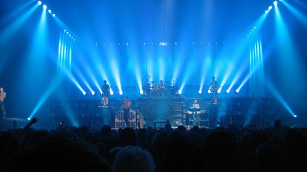 Skupina Rammstein - Sputnik Česká republika