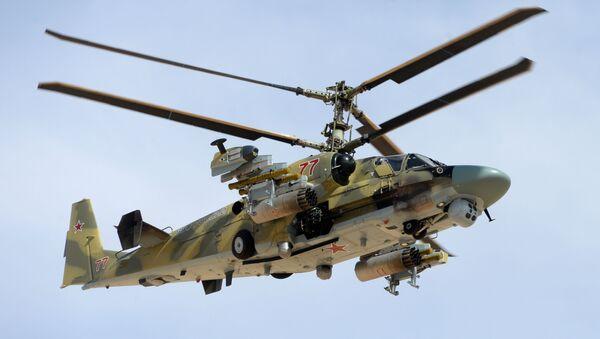 Bojové použití ruských Aligátorů v Sýrii - Sputnik Česká republika
