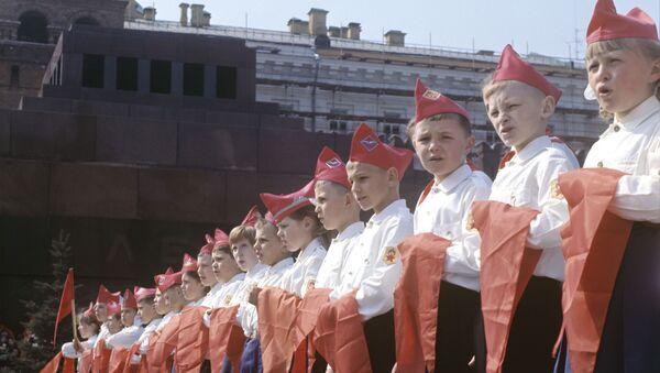 Pionýři. Ilustrační foto - Sputnik Česká republika