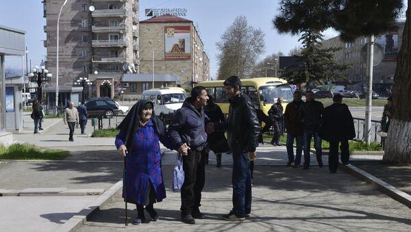 Jak žije hlavní město Náhorního Karabachu - Sputnik Česká republika