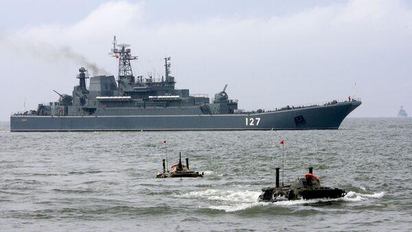 Baltská flotila - Sputnik Česká republika