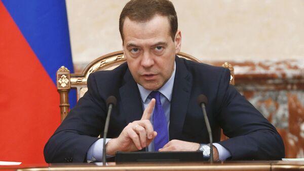 Dmitrij Medveděv - Sputnik Česká republika