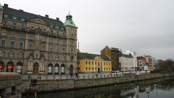 Malmö - Sputnik Česká republika