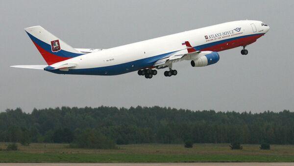Il-96-400T - Sputnik Česká republika