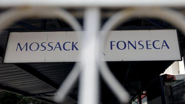 Logo Mossack Fonseca - Sputnik Česká republika