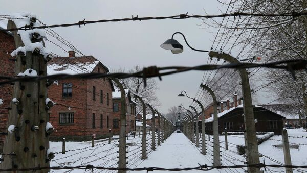 Koncentrační tábor Auschwitz - Sputnik Česká republika