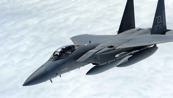 F-15 - Sputnik Česká republika