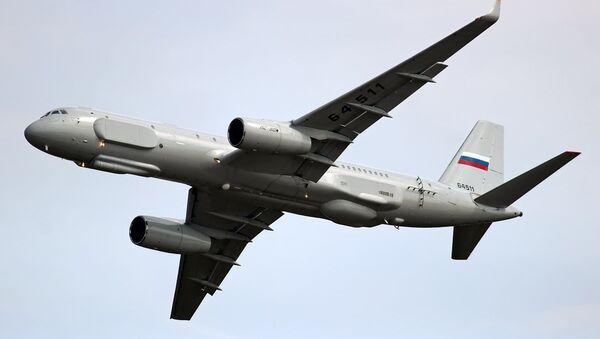 Tupolev Tu-214R - Sputnik Česká republika
