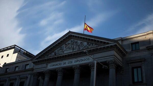 Parlament Španělska - Sputnik Česká republika
