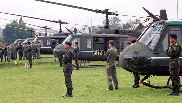 Vrtulníky UH-1 Huey - Sputnik Česká republika