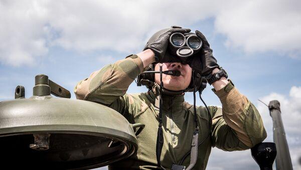 Voják NATO v Polsku - Sputnik Česká republika