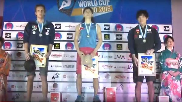 V Japonsku zahráli ruskému sportovci-vítězi starou ruskou hymnu - Sputnik Česká republika